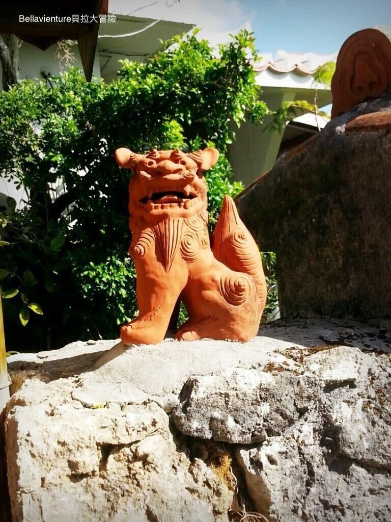 沖繩石獅2