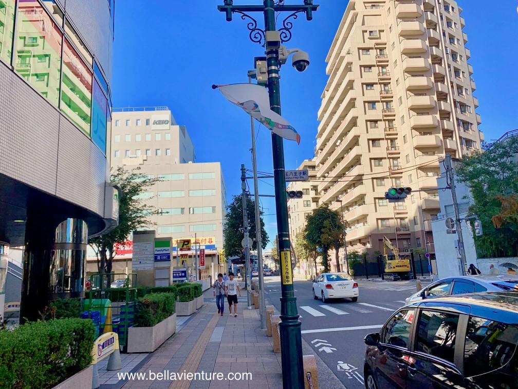 八王子市區街道