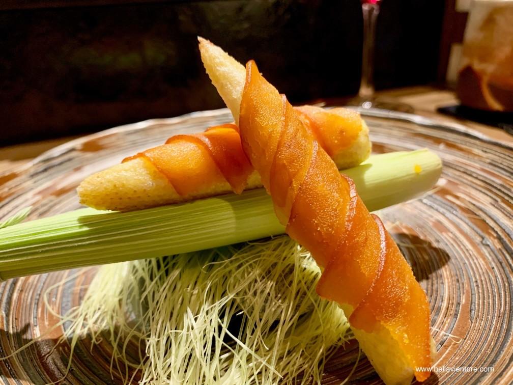 彧割烹 日式料理 中正區 烏魚子 玉米筍