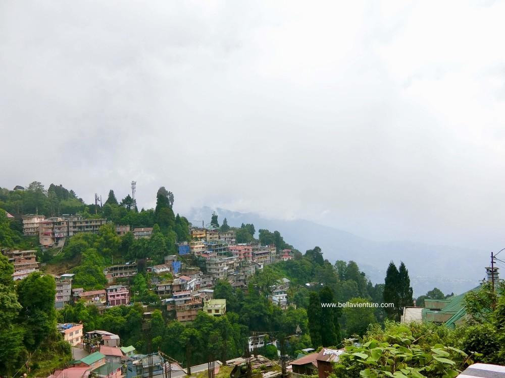 印度 大吉嶺 街景