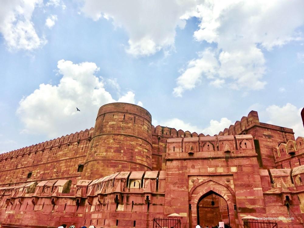 印度 India  阿格拉 Agra 阿格拉堡 Agra Fort