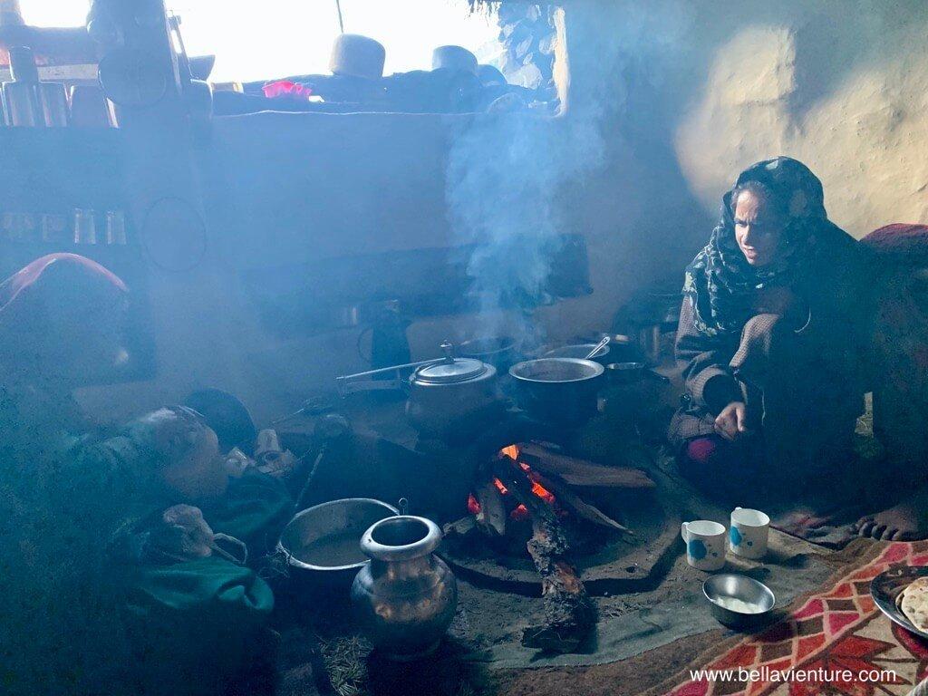 印度India 北北印 North India 喀什米爾 Kashmir 大湖健行 trekking 牧羊家族作客
