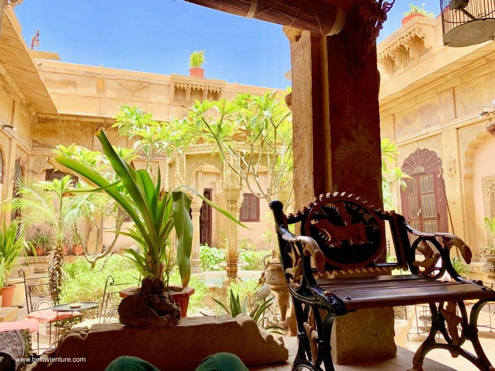 印度 india 賈莎梅爾 jaisalmer 沙漠 desert 駱駝 camel safari Nachna haveli