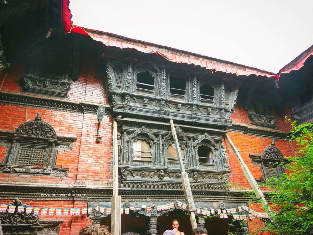 尼泊爾 加德滿都 庫瑪麗 活女神