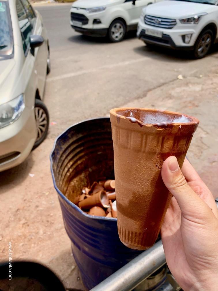 印度 india 齋浦爾 jaipur  街道 pink city 酸奶 lassiwala