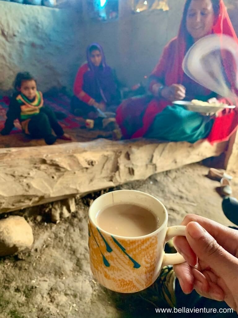 印度 india 喀什米爾 kashmir 大湖健行big lake treakking 作客喝印度奶茶