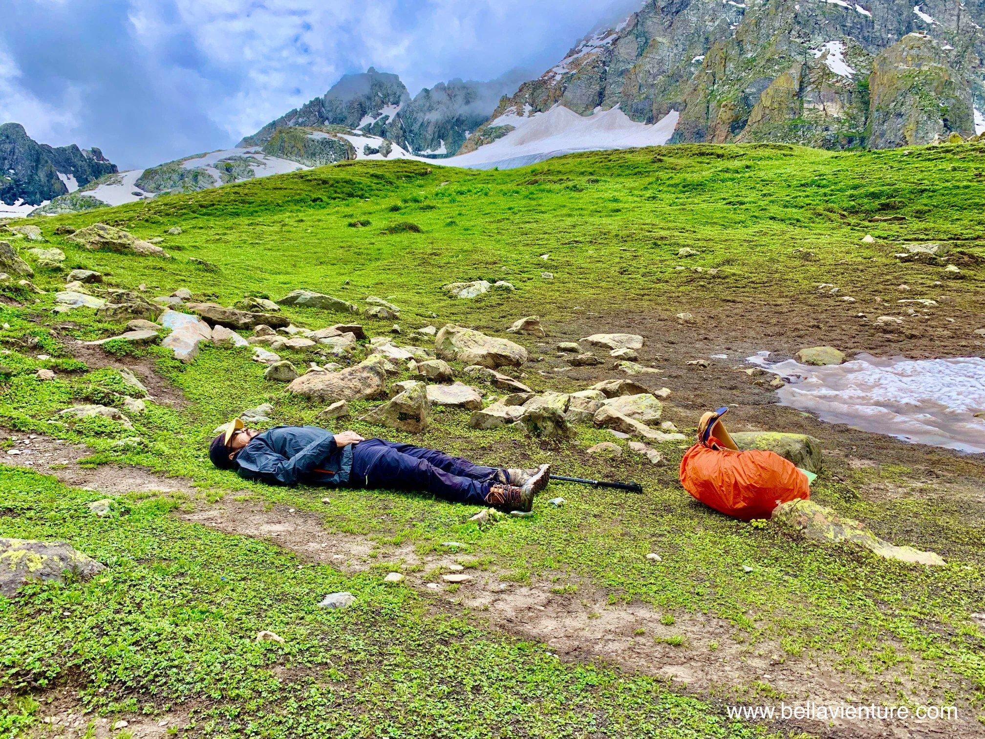 印度 India 北北印 North India 喀什米爾  Kashmir 八天七夜 健行 大自然 導遊嬉鬧