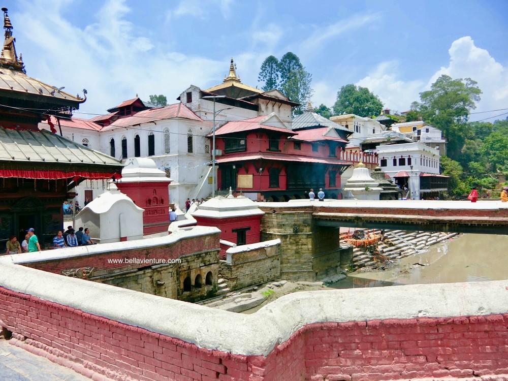 尼泊爾 加德滿都 Nepal Kathmandu 帕蘇帕提拿寺廟Pashupatinath Temple
