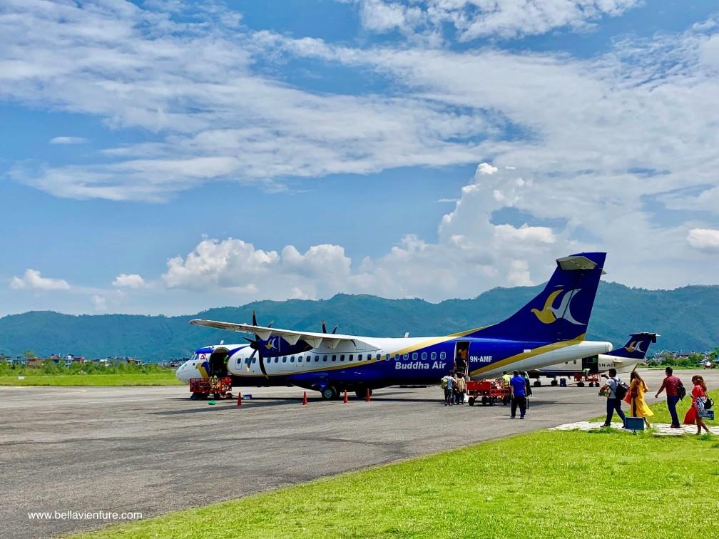 尼泊爾 nepal  波卡拉 pokhara 加德滿都 kathmandu 飛機