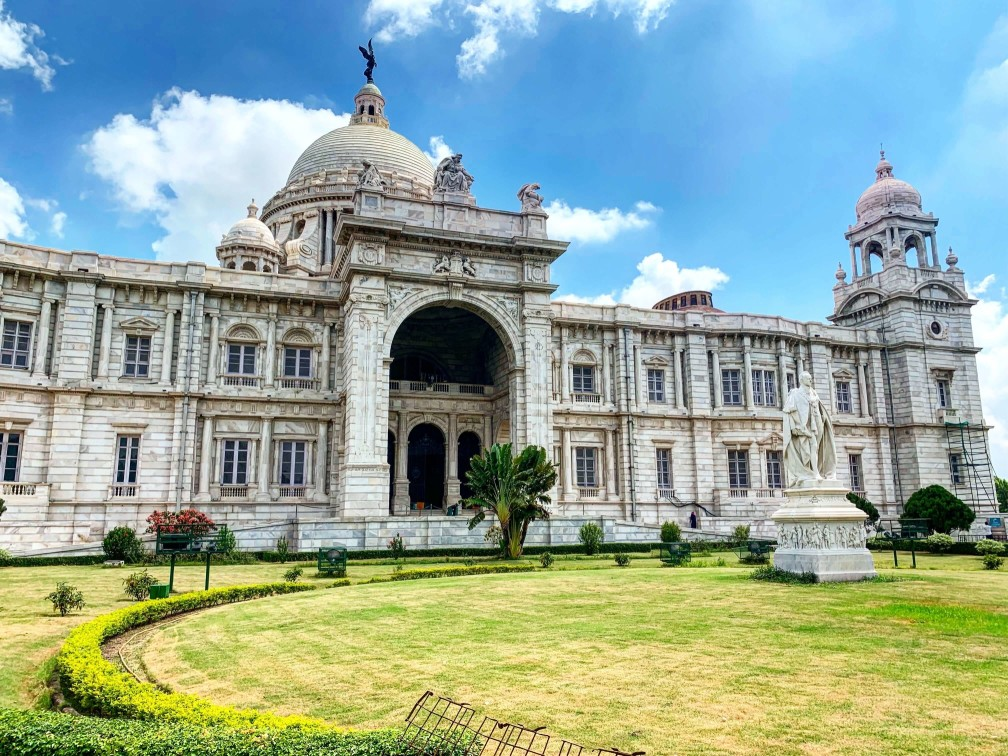 印度 加爾各答 維多利亞紀念堂