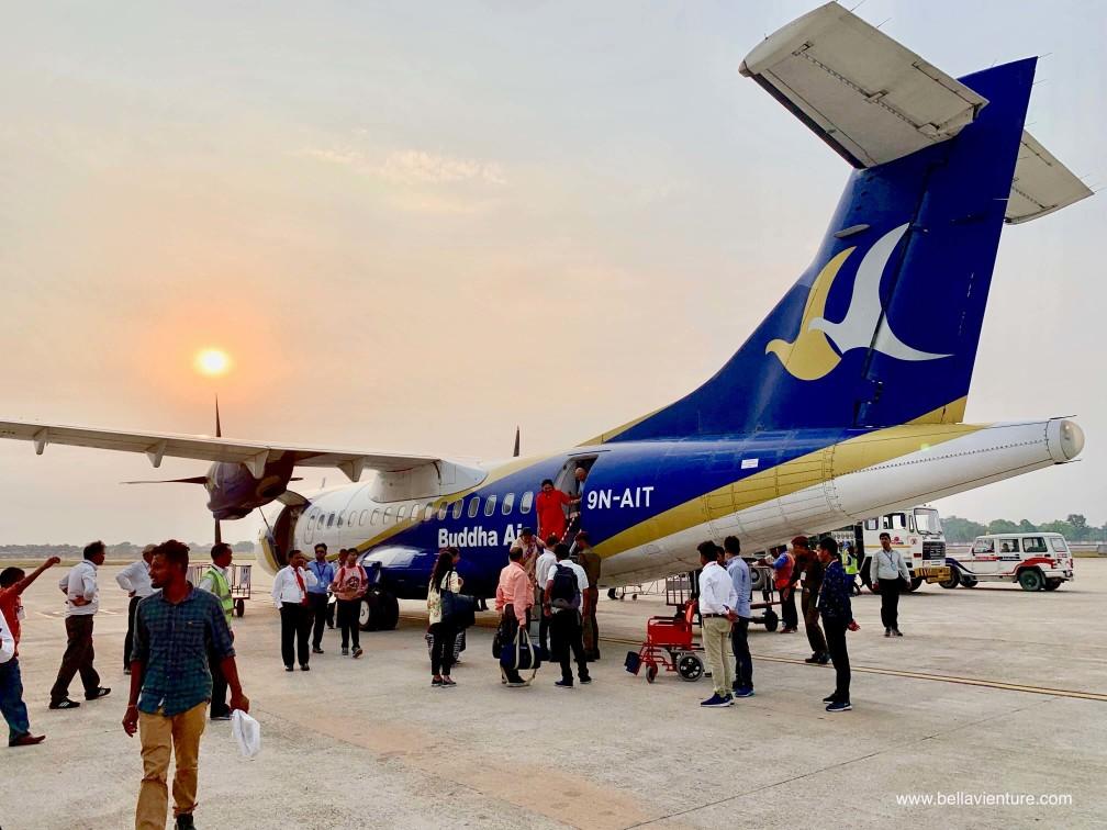印度 india 瓦拉納西 varanasi 機場 buddha air