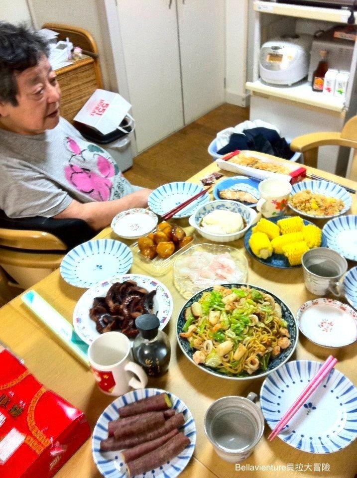 大阪外婆家家常菜一景