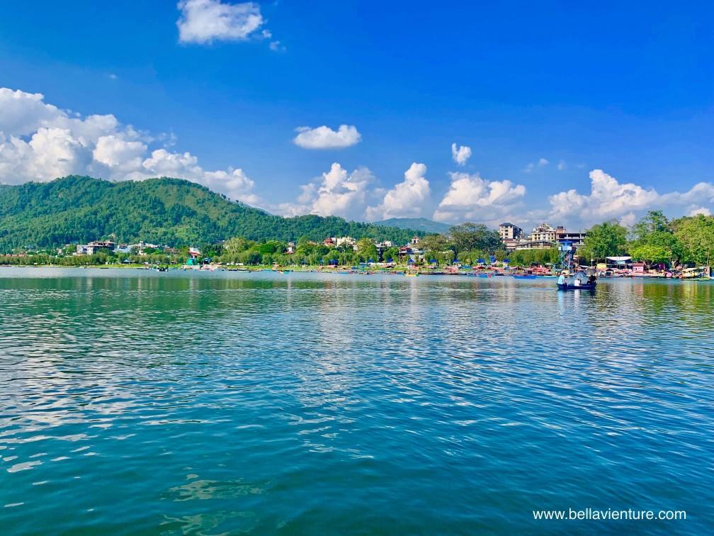 尼泊爾nepal 波卡拉pokhara 費娃湖phewa lake 巴拉喜金廟barahi temple