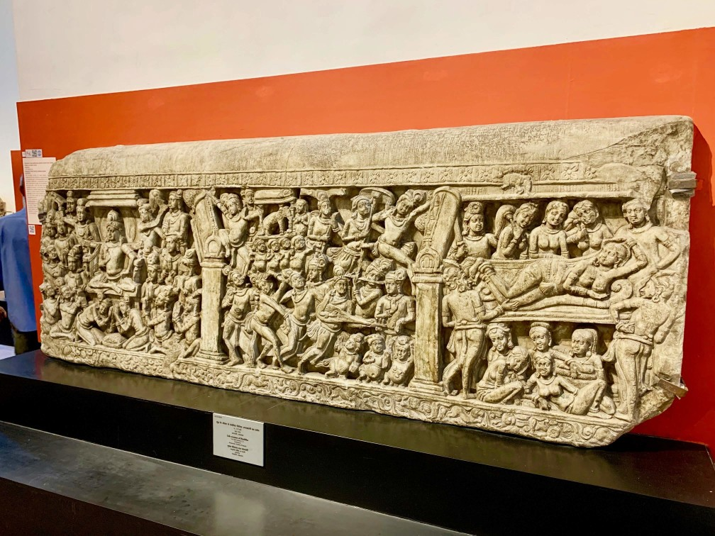 India museum 印度 加爾各答 印度博物館