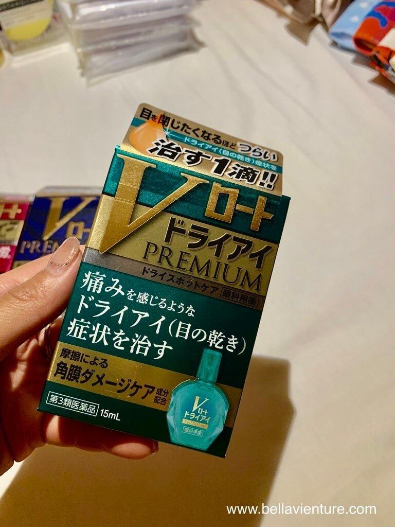 日本眼藥水 推薦 樂敦 premium 綠瓶