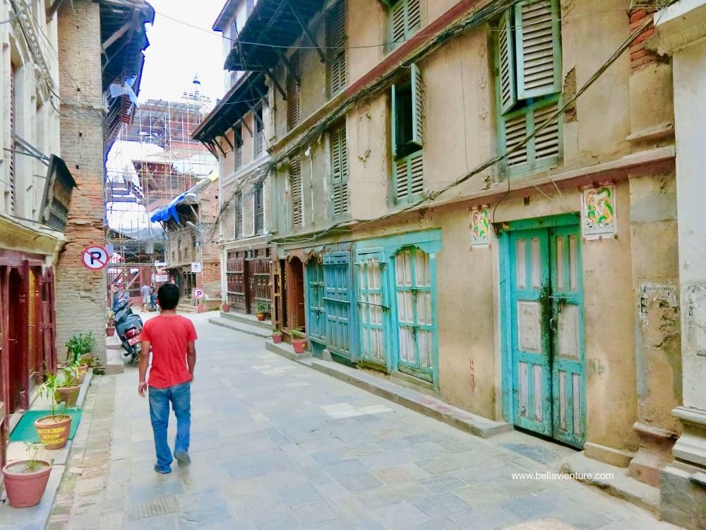 帕坦杜巴廣場Patan Durbar Square 尼泊爾 加德滿都 古城