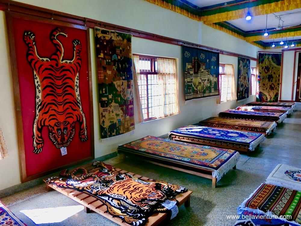 尼泊爾 nepal   波卡拉 pokhara 西藏難民營 tibet refugee camp 手工地毯