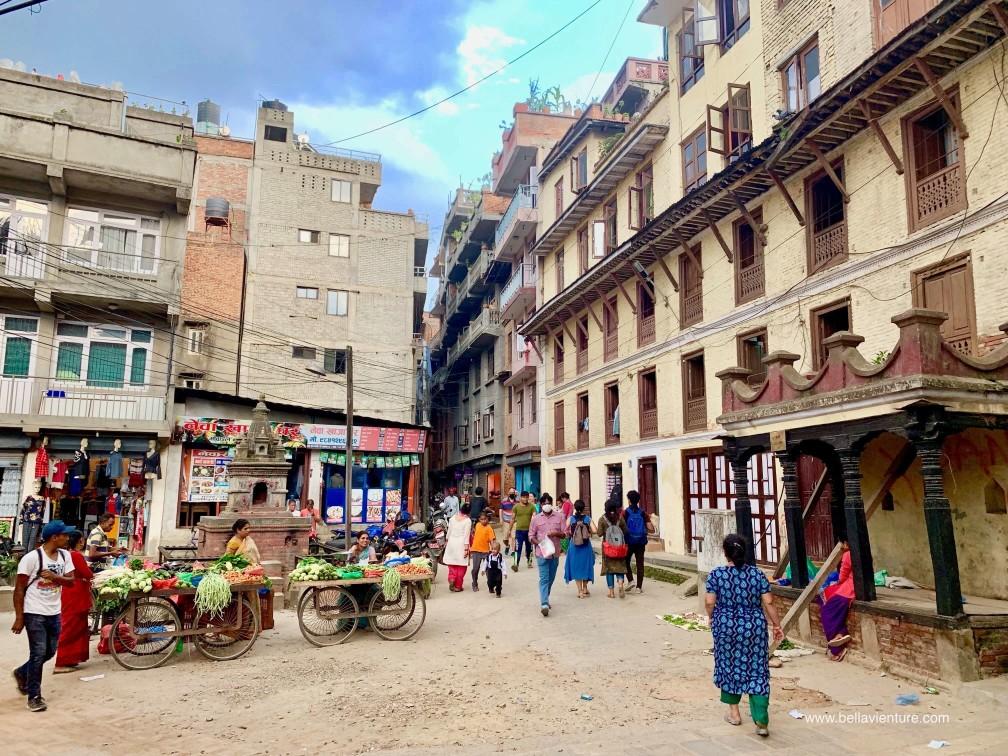 帕坦杜巴廣場Patan Durbar Square 小販 加德滿都 尼泊爾