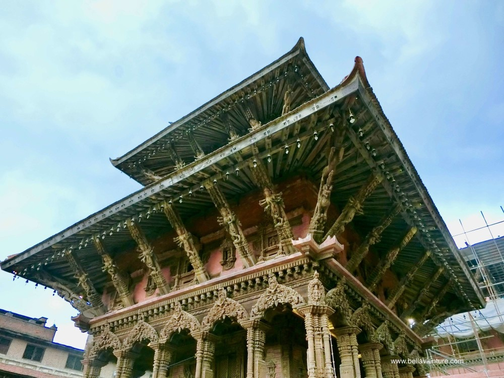 帕坦杜巴廣場Patan Durbar Square 尼泊爾 加德滿都