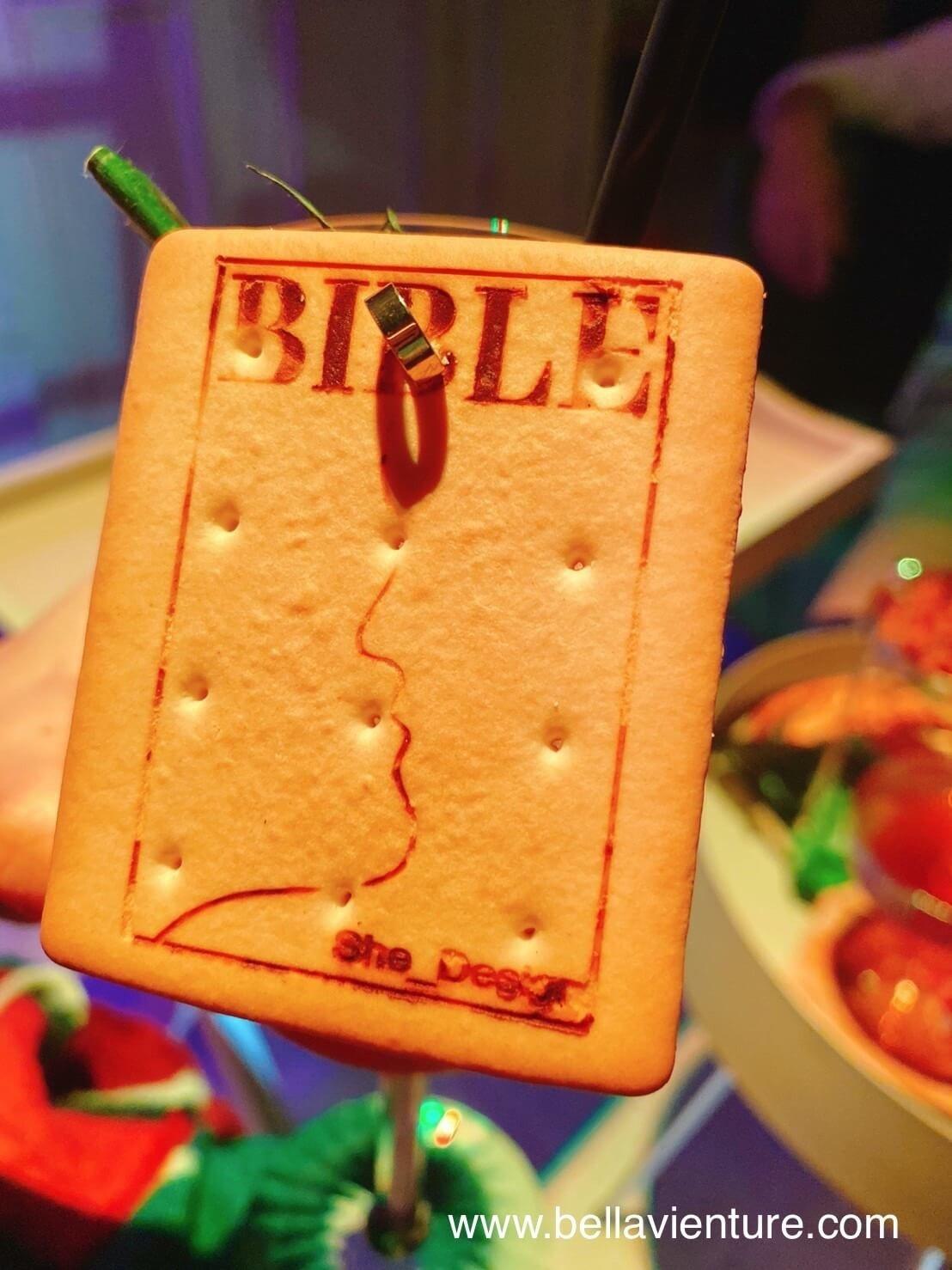 台北 信義區 She_Design TAPAS SOJU BAR 調酒 The fashion Bible