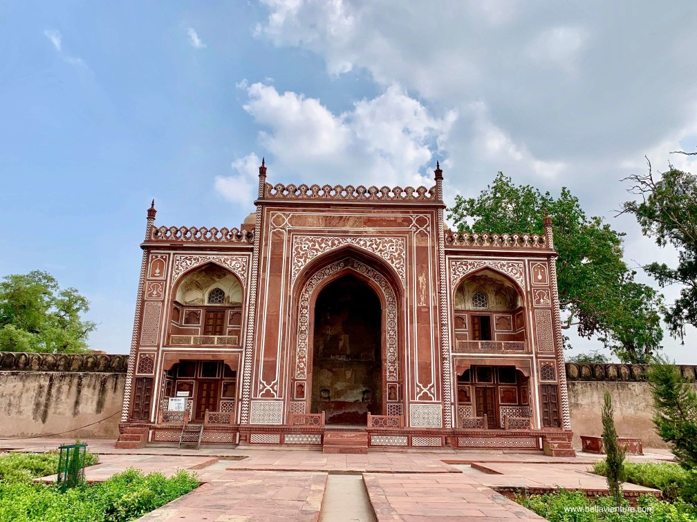 印度 india 阿格拉 Agra 伊泰默德陵墓 Itimad-ud-daulahs Tomb Baby Taj Mal