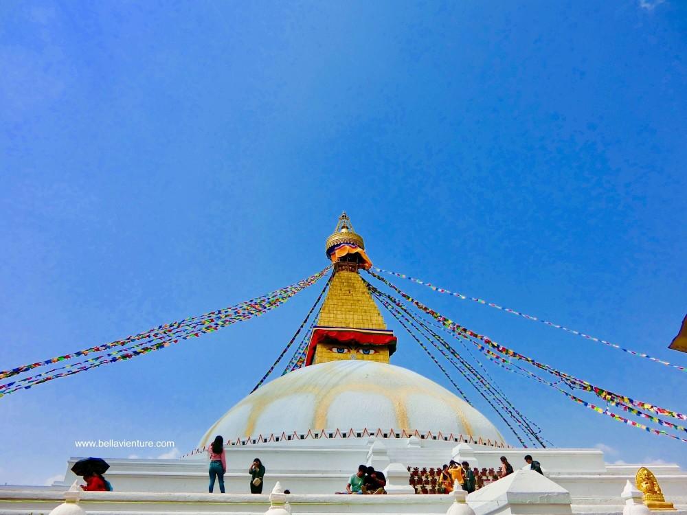 尼泊爾 加德滿都 nepal kathmandu 博拿佛塔Boudhanath Stupa