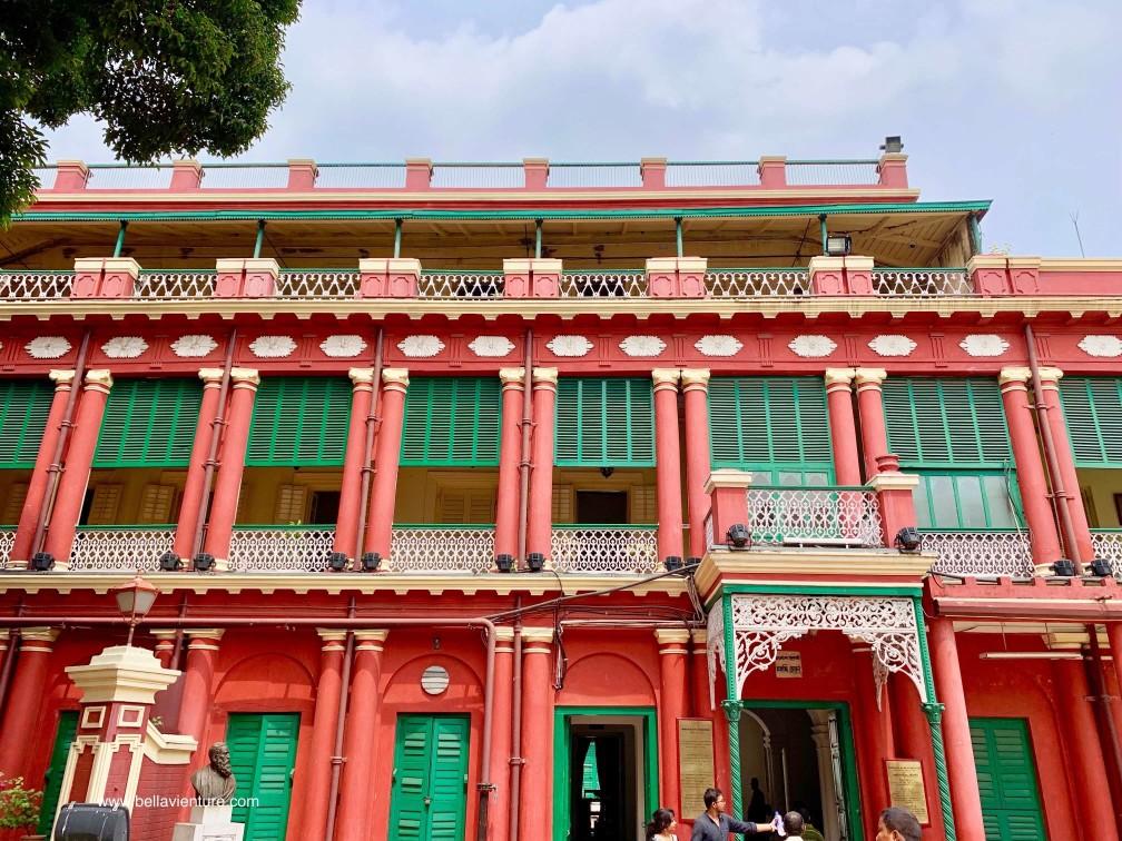 印度 加爾各答 泰戈爾故居