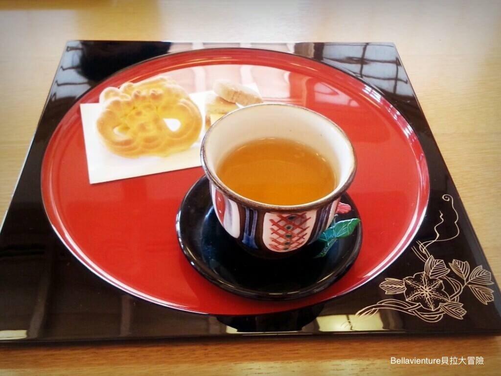 沖繩庭院下午茶