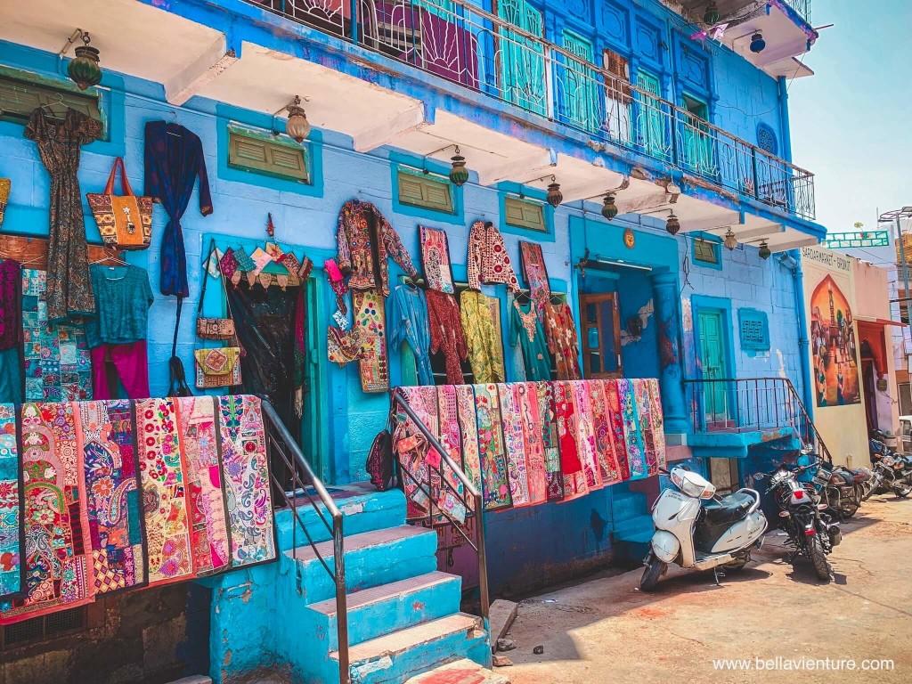 【印度】21天秒決定到印度兩個月!焦特浦爾(一)Day22 Blue city.聽說是海賊王ONE PIECE的城市!?