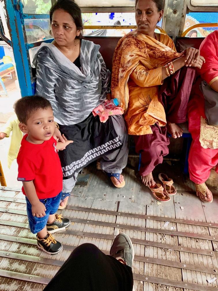 India local bus kolkata