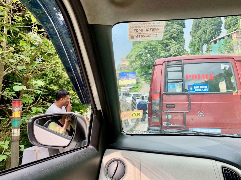 印度 大吉嶺 交通