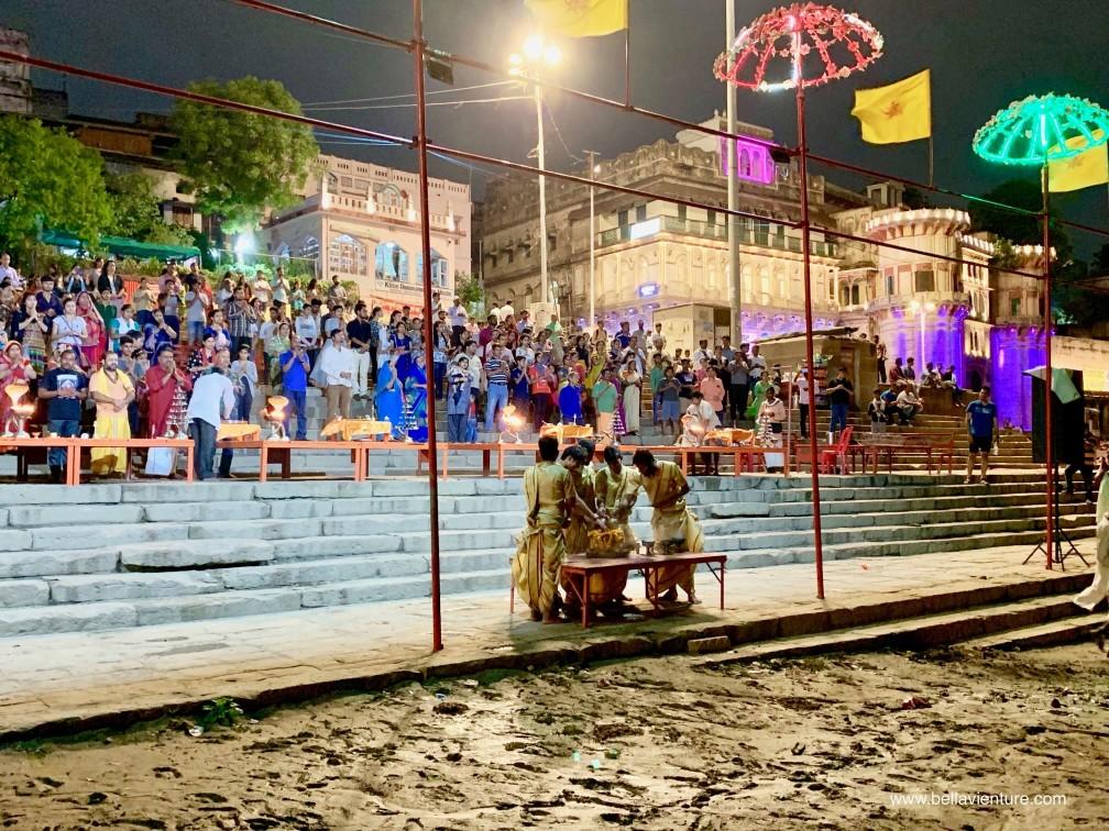 印度 india  瓦拉納西 varanasi 恆河 ganga 夜祭