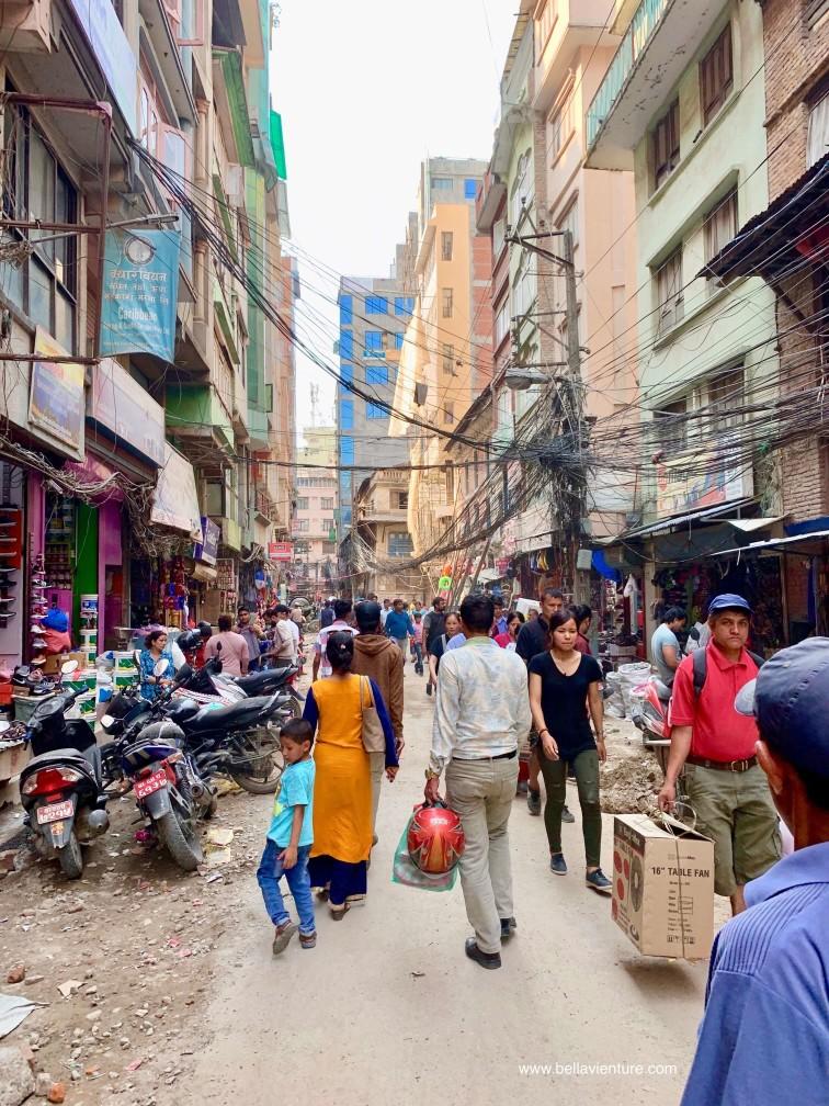 尼泊爾 加德滿都 Tamel area 塔美爾區