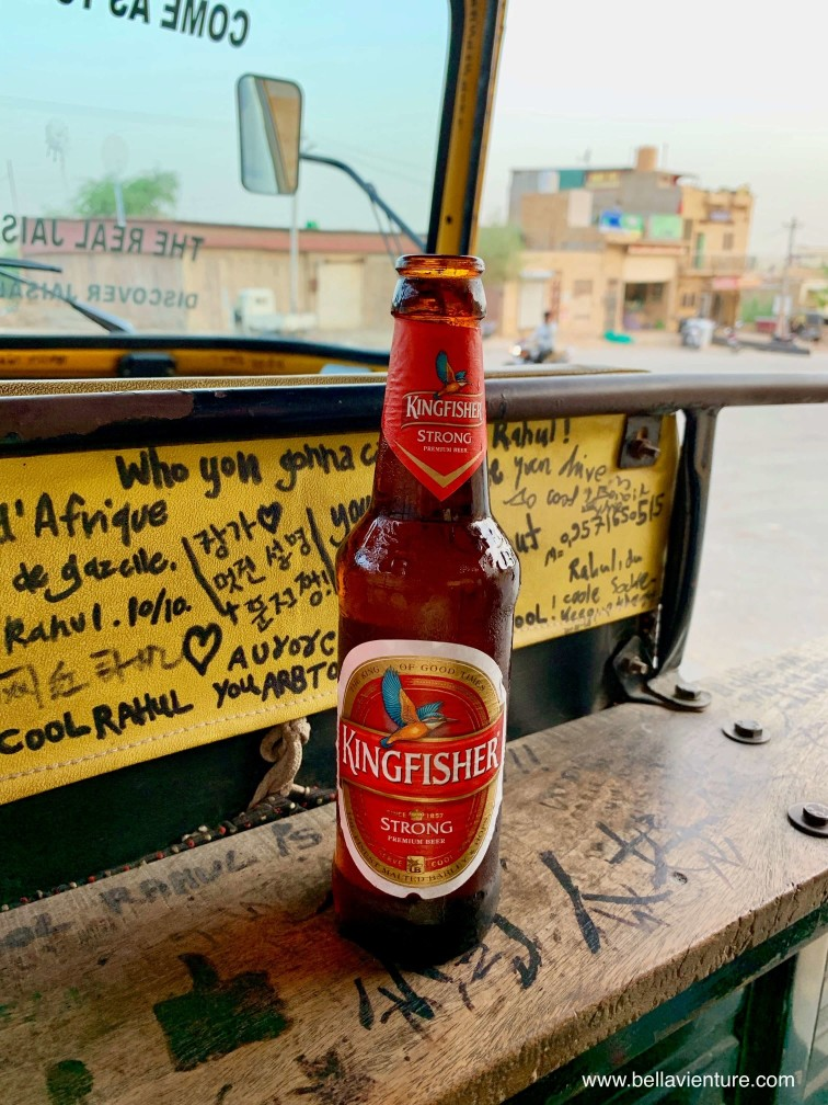 印度 india 賈莎梅爾Jaisalmer 金色城市golden city 印度啤酒