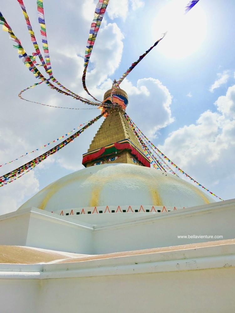 尼泊爾 加德滿都 nepal kathmandu 博拿佛塔Boudhanath Stupa 佛眼 buddha eyes