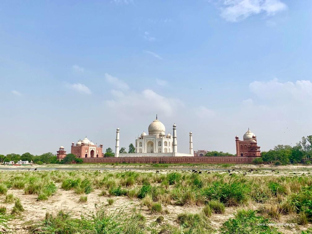 印度 india 阿格拉 Agra 月光花園 Mehtab Bagh