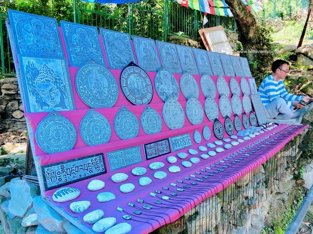 斯瓦揚布納特佛寺Swayambhunath猴廟 monkey temple 攤販