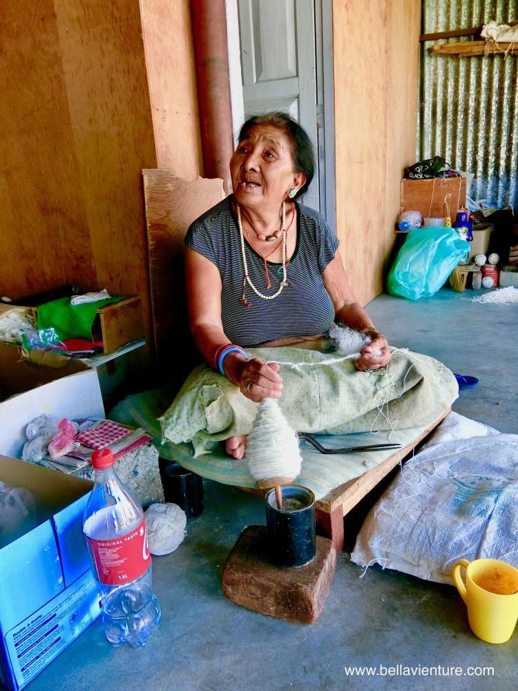 尼泊爾 nepal   波卡拉 pokhara 西藏難民營 tibet refugee camp