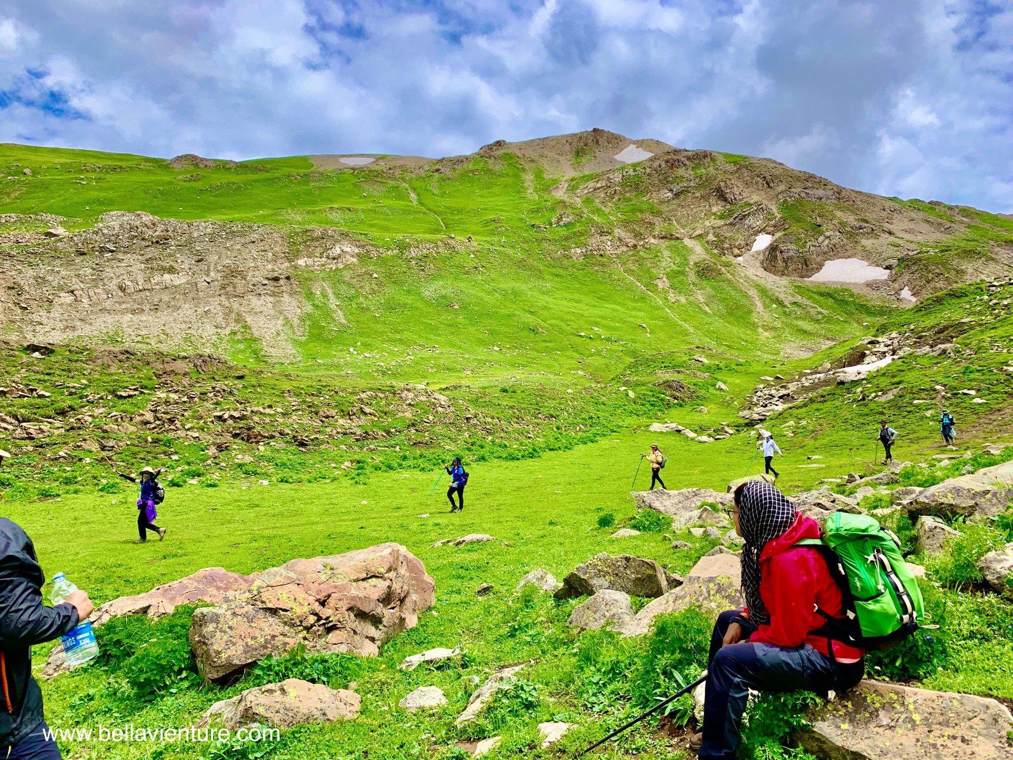 印度 India 北北印 North India 喀什米爾  Kashmir 八天七夜 健行 大自然 美景 泰國健行團