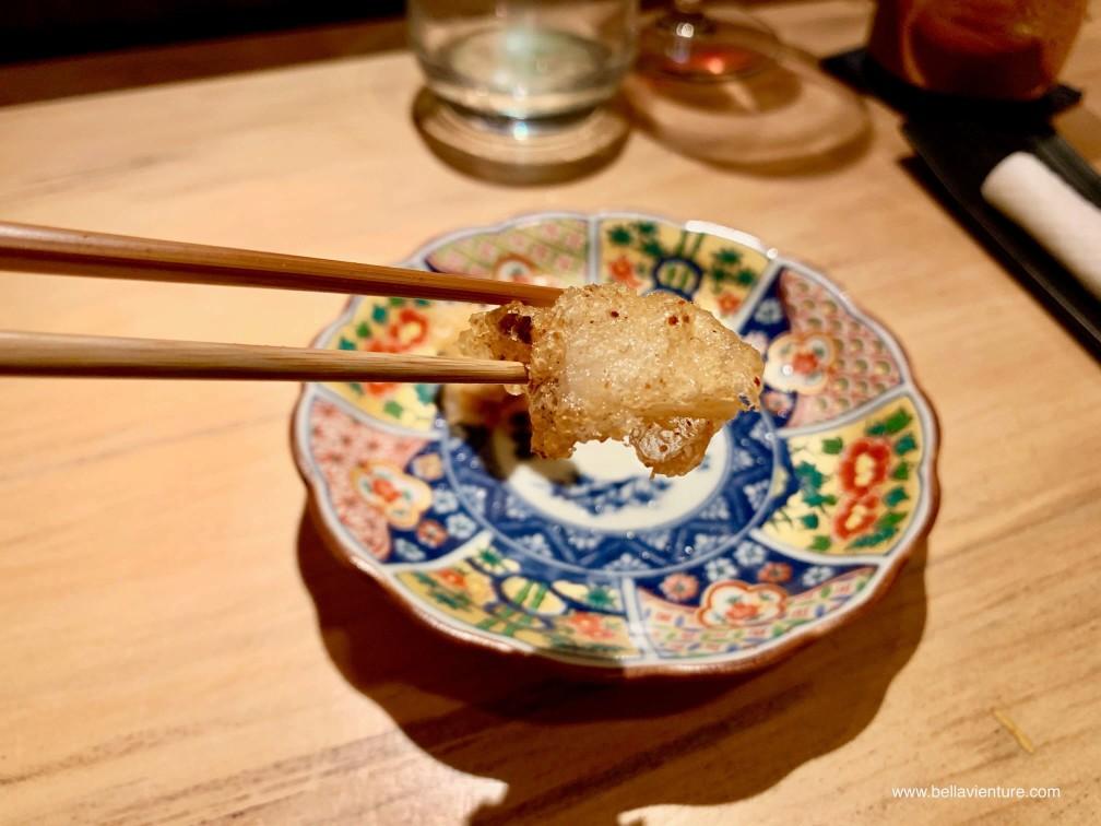 彧割烹 日式料理 中正區 炸花枝