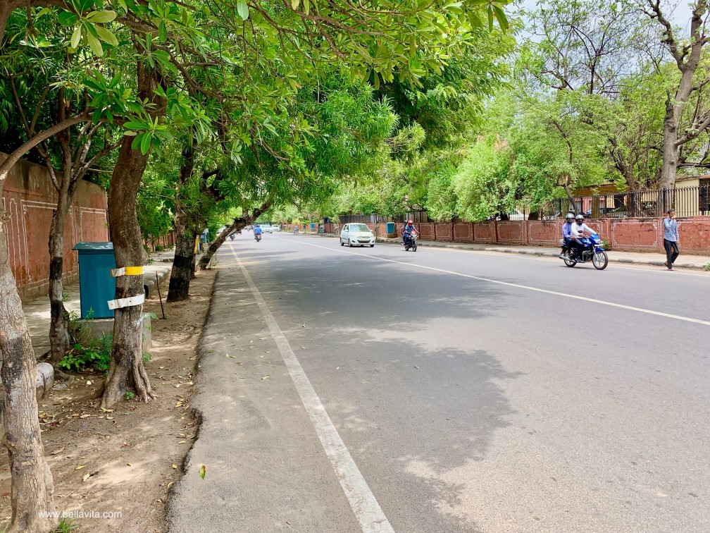 印度 india 齋浦爾 jaipur  街道 pink city