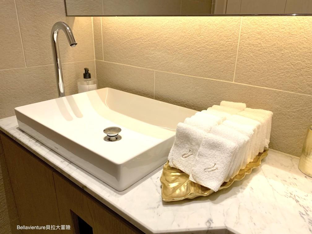 The Ukai taipei的女生廁所內部