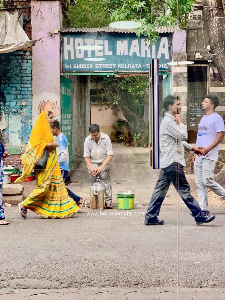 印度 加爾各答 街景 India Kolkata street site