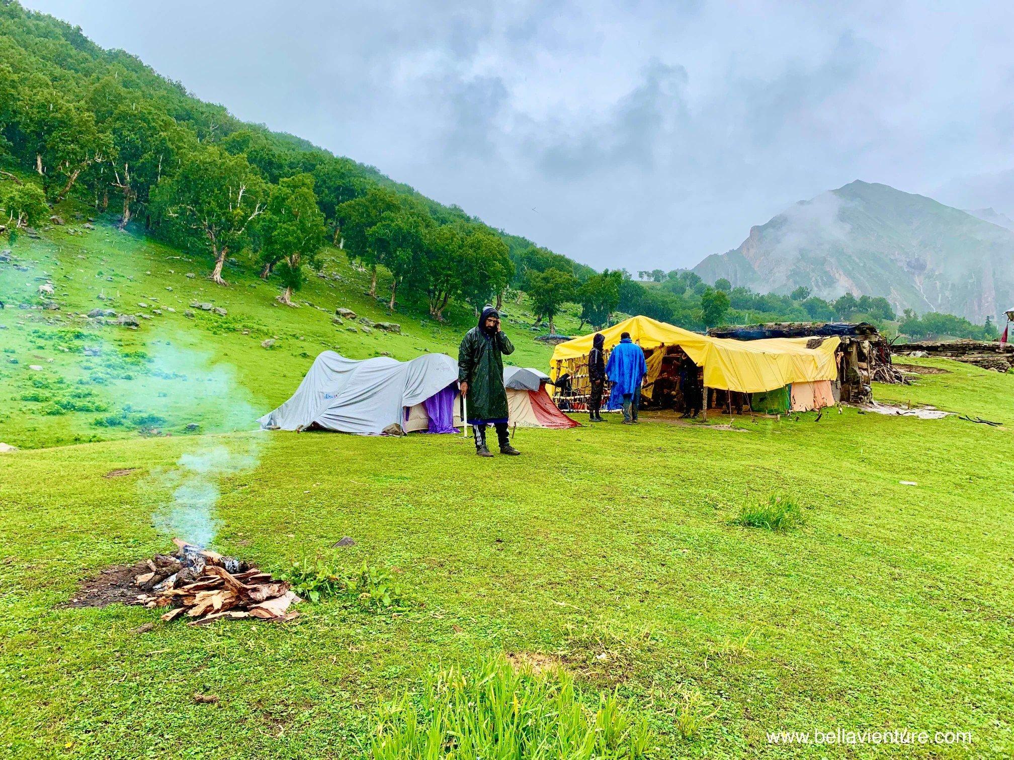 印度 India  喀什米爾 Kashmir  北北印 North India 八天七夜健行 大自然 美景 Ganderbal