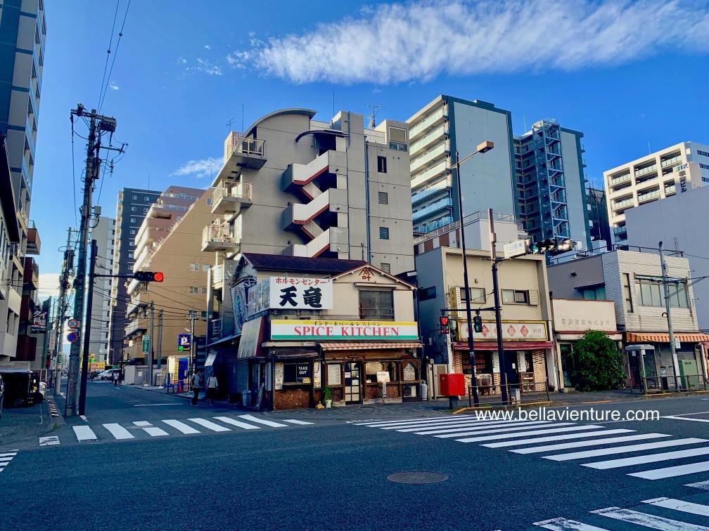 八王子市區街景