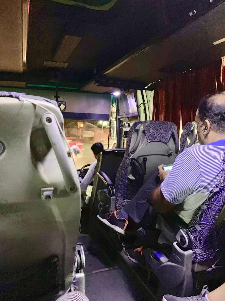 印度 india  齋浦爾 jaipur 焦特普爾 Jodhpur 夜巴 night bus