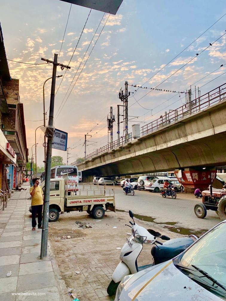 印度 india 齋浦爾 jaipur 清晨