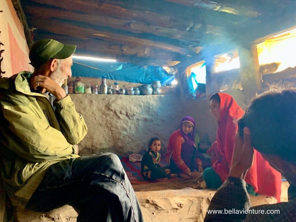 印度 india 喀什米爾 kashmir 大湖健行big lake treakking 另一組牧羊人家