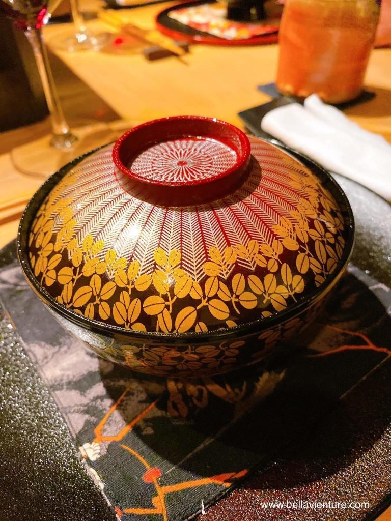 彧割烹 日式料理 中正區  湯品 壽星碗公