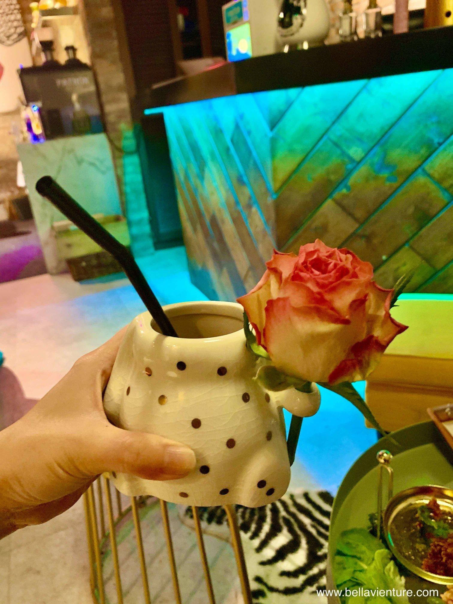 台北 信義區 She_Design TAPAS SOJU BAR BEART SWEET調酒